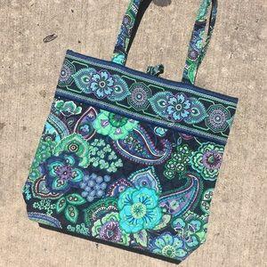 Small Vera Bradley Tote Bag